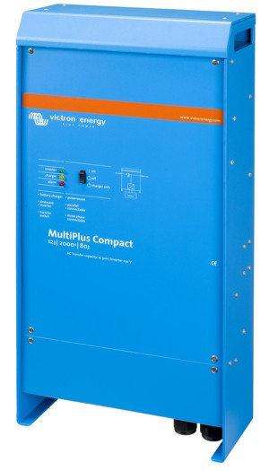 Victron Energy MultiPlus C 12V/2000VA/80A-30A