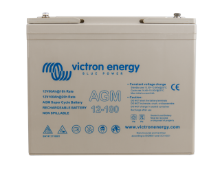 Victron Energy SUPER CYCLE AGM 100Ah-12V